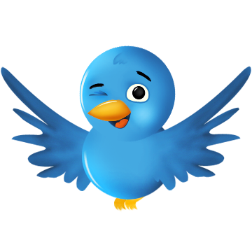 twitter bird 2 Social Media Is Not Just For Businesses