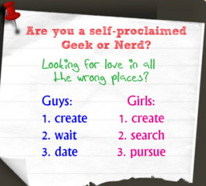 nerd dating site us Best geek dating site  obsessions and devotions that makes us who we are all nerd types are here, geek boys, geek girls, otaku, anime geeks, coders, gamers .