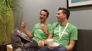 Ty Mathen, Ryan Sullivan, Startup Weekend Tampa
