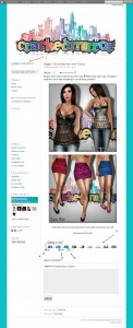 Second Life Clothing
