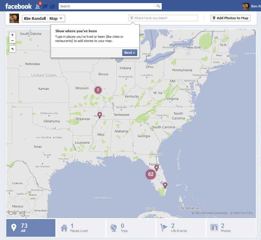how to find pages you ve liked on facebook